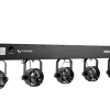 DMX PINSPOT LED BAR