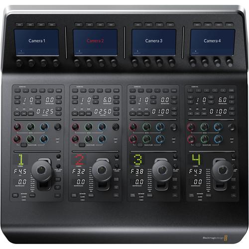 Blackmagic Panel de control
