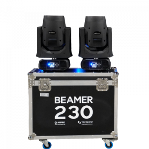 TECSHOW BEAMER 230 (KIT 2U)