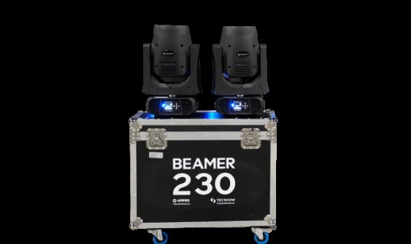 TECSHOW BEAMER 230 (KIT 2U)