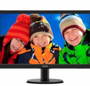 "PHILIPS 24"" LCD Full HD VGA HDMI"
